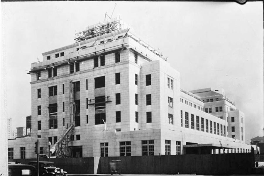 Atlanta Central Post Office - 1933-800